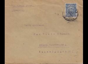 Bolivien: 1929 Cochabamba to Berlin
