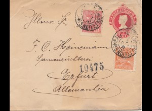 Brazil: cover to Germany