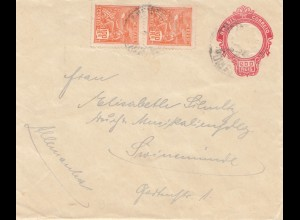 Brazil: cover to Sennemünde