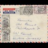 Nigeria: Air Mail to Kassel