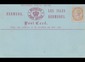 Bermuda: post card - unused