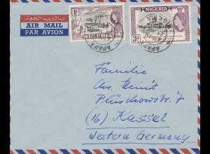 Nigeria: 1959: Apapa to Kassel