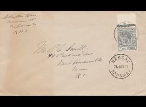 Bahamas: Nassau 1919
