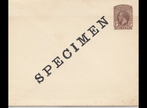 Gold Coast - SPECIMEN letter and 2 post cards