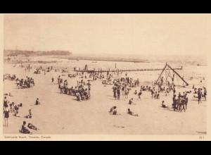 Canada: post card Sunnyside Beach