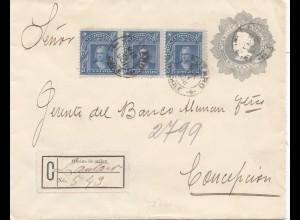 Chile: 1908: Registered Lautaro