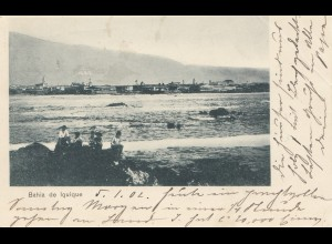 Chile: 1902: Bahia de Lquique to Neuburg