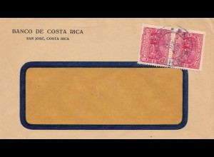 Costa Rica: 1932: San Jose Banco de Costa Rica