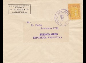 Costa Rica: San Jose to Buenos Aires