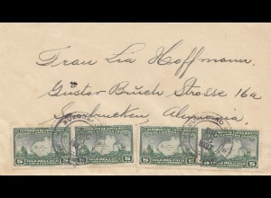 Costa Rica: 1937 letter to Germany