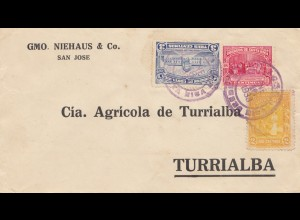 Costa Rica: 1933: San Jose to Turrialba