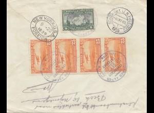 Costa Rica: 1939: Foto Sport San Jose to Holland - Laboratorium