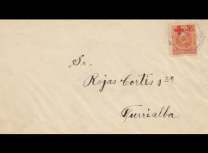 Costa Rica: 1929: Turrialba