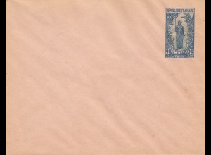 French colonies Congo cover unused