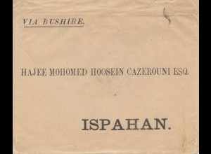 India 1893: Bombay to Ispahan via Bushire