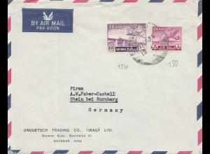 Iraq: Baghdad to Stein, Faber Castell, Bleistift - Fabrik