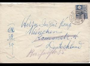 Korea 1928: Kokaito to München