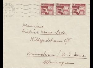 Maroc 1952: Casablanca to München