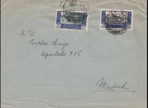 Marruecos: letter to Madrid