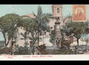 Mexico post card Örizaba, Monterrey
