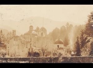 Mexico 1923: post card Desidero delos Leones to München
