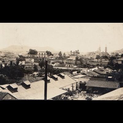 Mexico 1933: post card Malatlan to Dresden