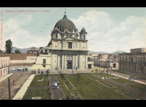 Mexico 1926: post card Tampido to Rodewisch/Germany