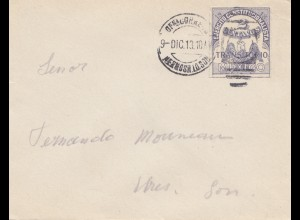 Mexico 1913: old letter