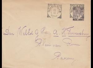 Ned. Indie 1907: letter Padangpadjang to Padeny
