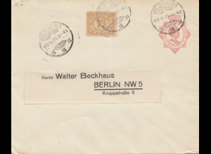 Ned. Indie: 1925: Weltevreden to Berlin
