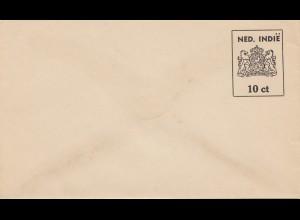 Ned. Indie: unused cover 10ct