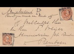 Ned. Indie: 1893: registered Poerworedjo to Remboen