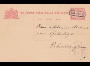 Ned. Indie 1916: post card Nagrep to Pekalongan