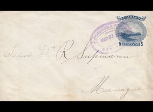 Nicaragua: 1911 Managua