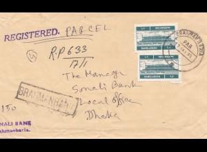 Pakistan: 1985 Brahmandaria, Registered to Dhaka