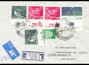 Israel: 1975: Registered Bet-Ha Holim to München