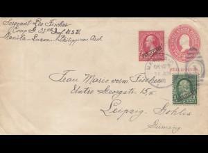 Philippines 1900: Manila to Leipzig