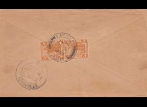 Malaysia: 1935: Ipoh to Attangudi, Ramanad Distr. /India