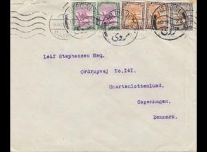 Sudan 1925: Merowi to Copenhagen/DK
