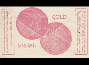 South Africa 1930: Capetown to Chemnitz, Gold-Medal World Exhibition 1926