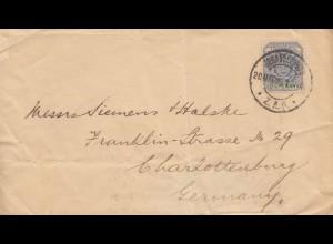 South Africa 1899: Johannesburg to Charlottenburg