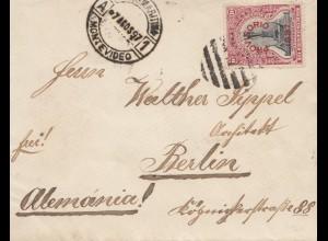 Uruguay 1897: Montevideo to Berlin
