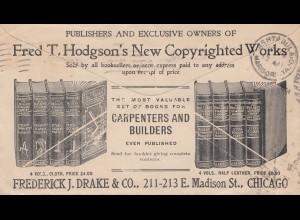 USA: 1904: Chicago Ill to Ashtabula Harbor, Ohioa, books