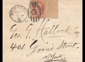 USA 1881: New York