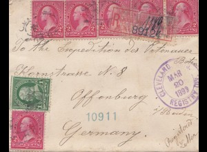 USA 1899: North Logan, Ohio to Offenburg/Germany