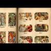 Stollwerck's extra-zart: Bilderalbum mit Historischen Gestalten. Komplett
