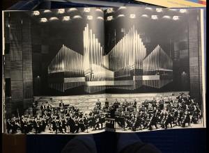 Buch: Die Meistersingerhalle in Nürnberg, gebunden, 76 Seiten, 1965