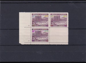 B&M **, postfrisch, MiNr. 33 , Leerfeld, Stern