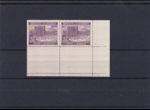 Böhmen & Mähren (B&M) postfrisch, MiNr. 33 , Leerfeld, Stern