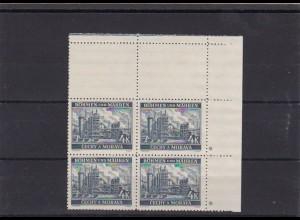 Böhmen & Mähren Michel Nr. 34 , Leerfeld, Stern, postfrisch